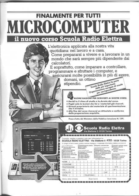 Deplian microcomputer
