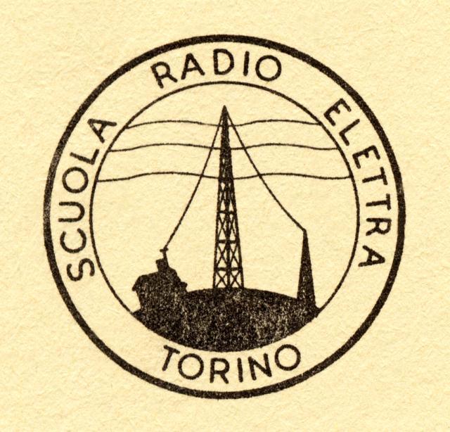 Primo logotipo Scuola Radio Elettra pulito