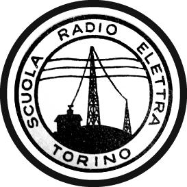 Primo logotipo Scuola Radio Elettra