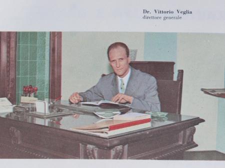 Dott. Vittorio Veglia fondatore con Tomasz Carver della Radio Scuola Elettra